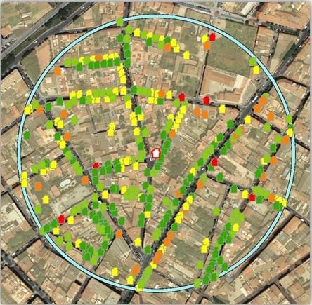 Big Data y geoposicionamiento al servicio de la gestión del riesgo