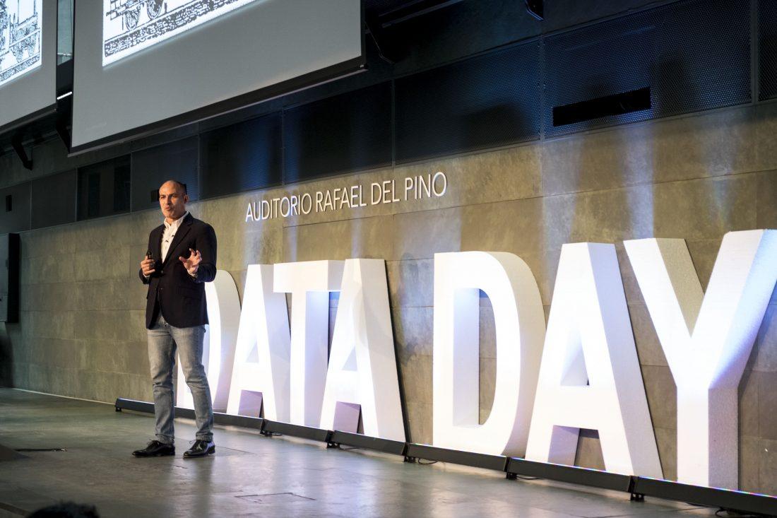 Claves para triunfar en la nueva revolución digital, ponencia del Data Day