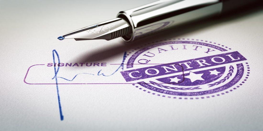 certificaciones ISO de un proveedor de datos