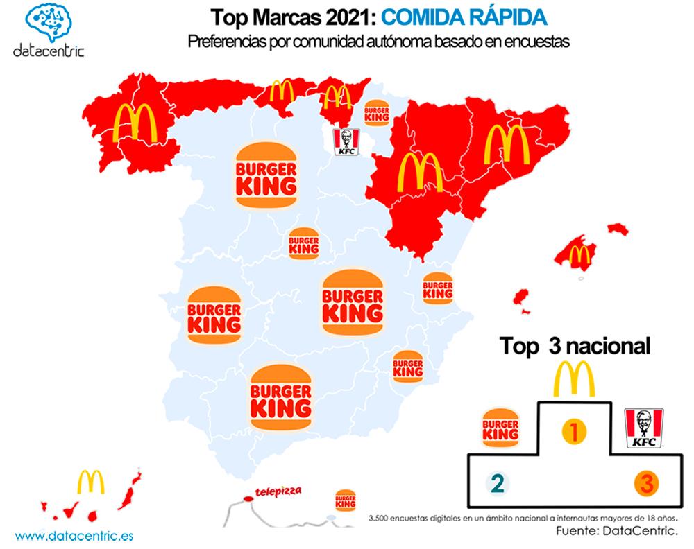 Mapa-top_marcas_FASTFOOD_Espana