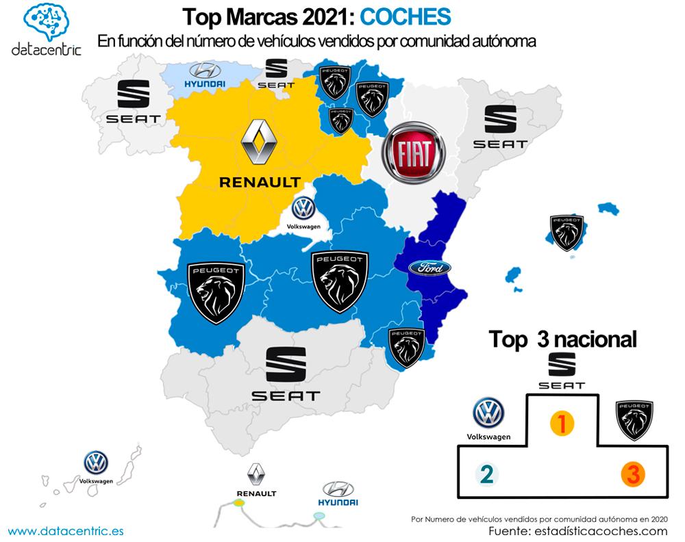 Mapa-top_marcas_COCHES_Espana